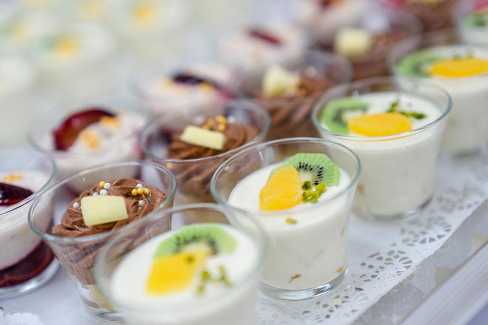 privates catering