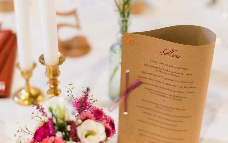 Hochzeit - Haas Catering