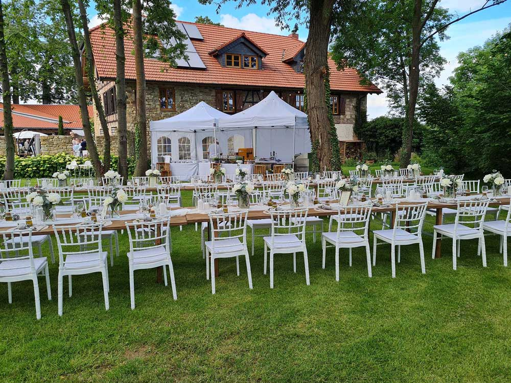 Hochzeit - Tafel