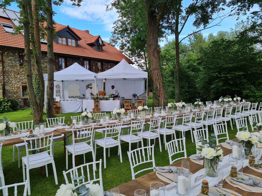 Hochzeit Catering und Partyservice